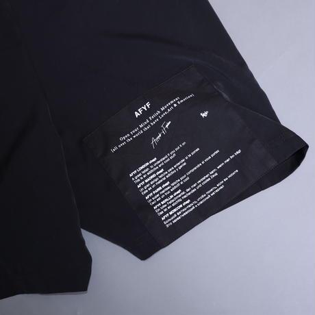 【AFYF】  ICON BILINGUAL MID SAROUEL [BLACK]