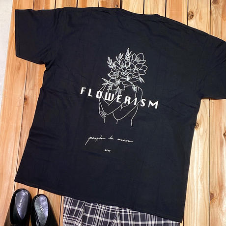 【AFYF ON GILDAN社】GILDAN BODYSOUVENIR T SHIRT4 [F-ROMA BLK]