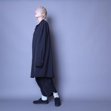 【ROVTSKI】 LONG SHIRT [BLACK]