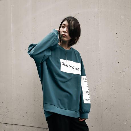 【AFYF】OVERSWEAT LS[GREEN]