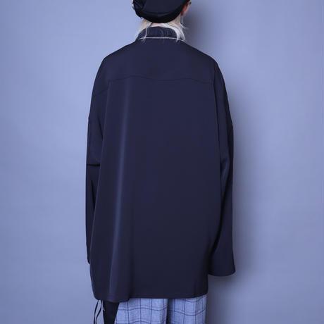【AFYF】  ICON BIG SHIRT[BEAR-BLK]