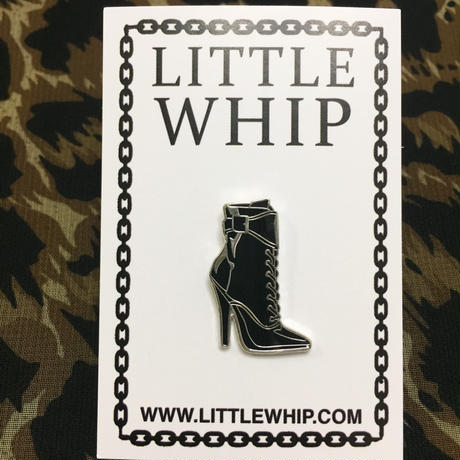 Little Whip/Patent Kiss Pin