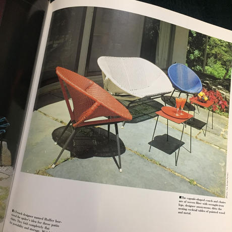 mid-century MODERN furniture of the 1950s