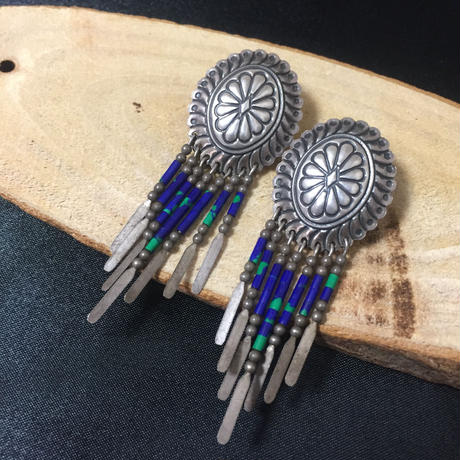 HUNT AND GATHER SOUTHWEST/80s Concho Earrings