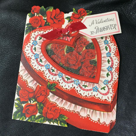 Deadstock Valentine Card