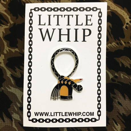 Little Whip/Whip Hand Pin