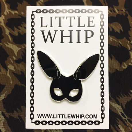 Little Whip/Black Rabbit Pin
