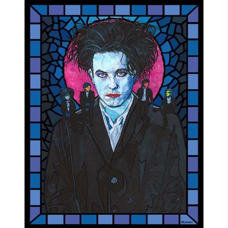 Matthew Lineham/Saint Robert Smith(The Cure)