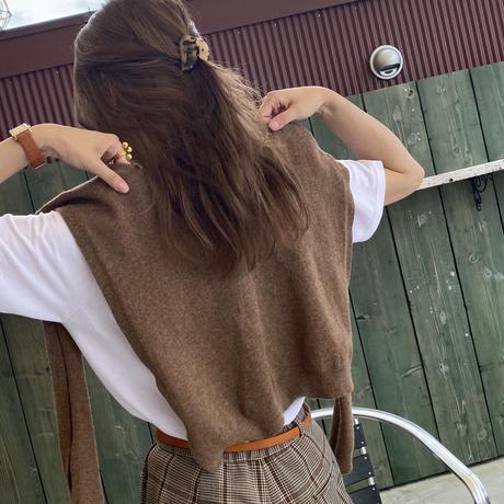数量限定/べっ甲hair clip