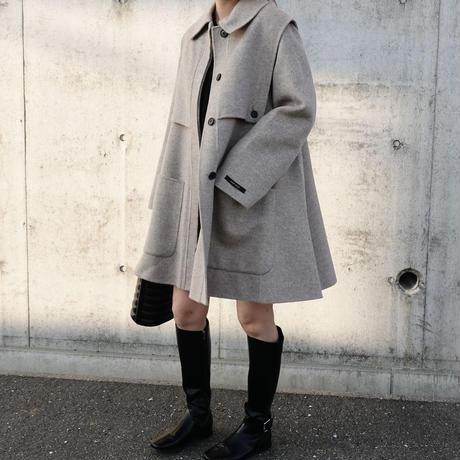 セーラーカラーcoat