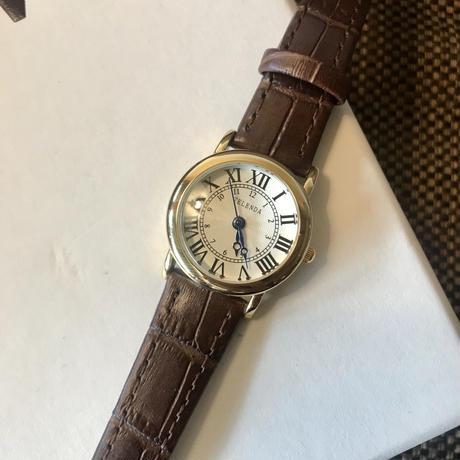 数量限定/Classic circle Watch