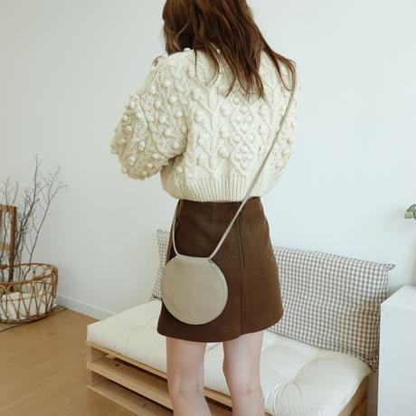 MARU shoulder compact bag