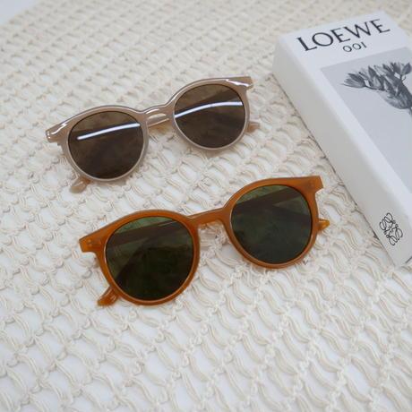 earth color sunglasses