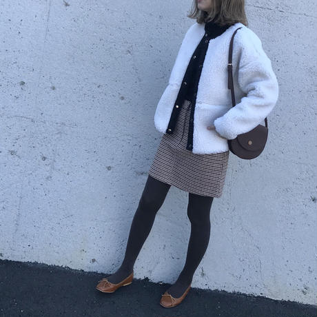 【数量限定】cotton brownタイツ