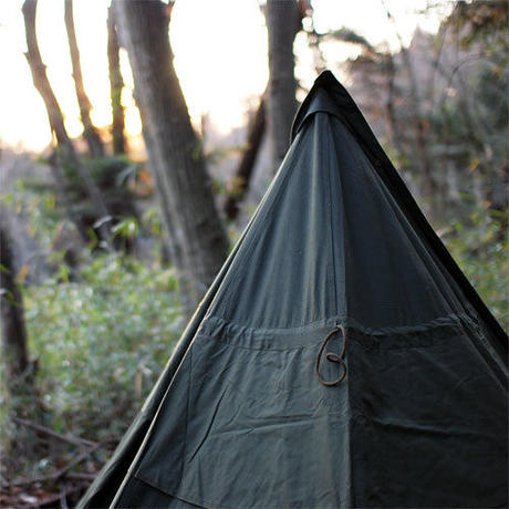 Triangle cotton tent