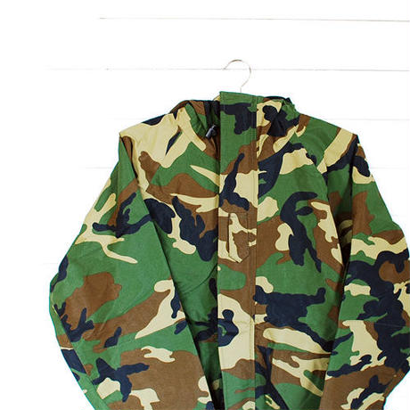 Camouflage hoodie