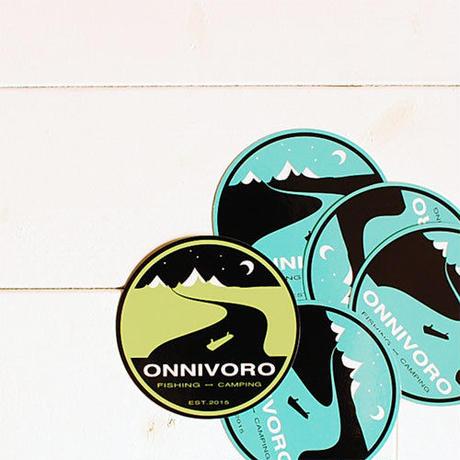 onnivoro Sticker