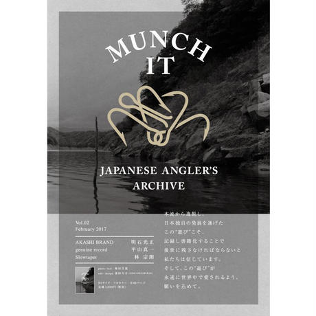 MUNCH  IT Vol.02