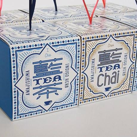 ナチュラル藍茶7P