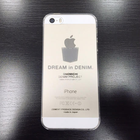 ONOMICHI DENIM iPhone CASE (iPhone5/5S/SE用)
