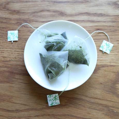 そのぎ茶 タグ付き玉緑茶ティーバッグ
