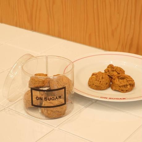 コーヒーマカダミアクッキー