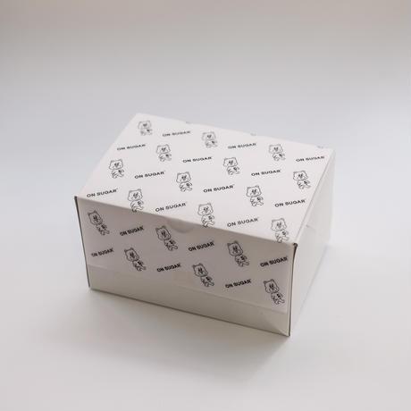 ON SUGAR マドレーヌ 5個セット BOX