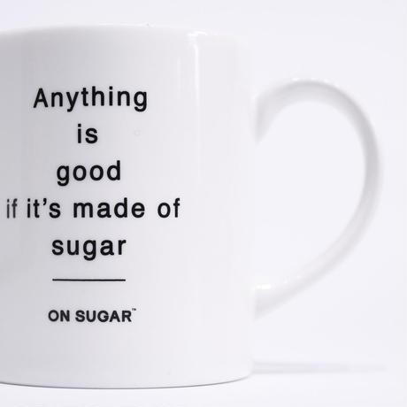 ON SUGAR マグカップ