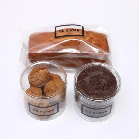 ON SUGAR 焼き菓子セットA