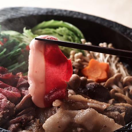 特選 冬イノシシ贅沢鍋セット(600g)4~5人前