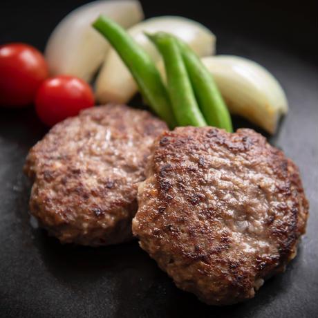 【夏ギフト・送料無料!】猪肉のハンバーグとステーキのセット