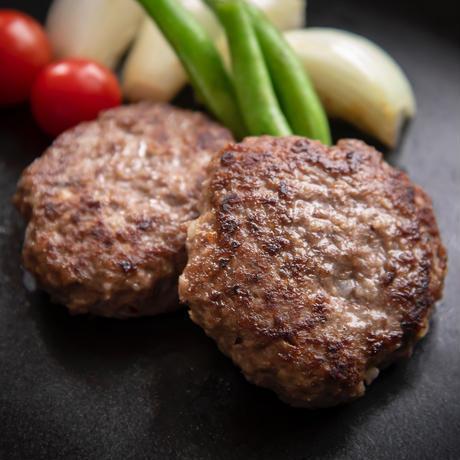 簡単調理のイノシシ肉のハンバーグ 1パック(2個入)