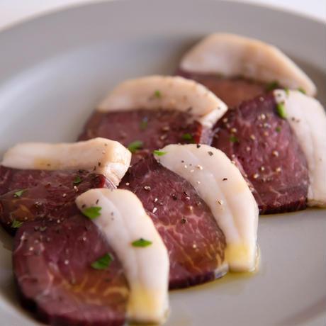 イノシシ モモ肉の燻製ベーコン(Lサイズ:約140g)