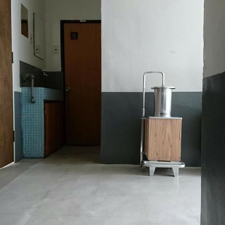 チムニー5号 SHAFT(シャフト) ゴミ箱