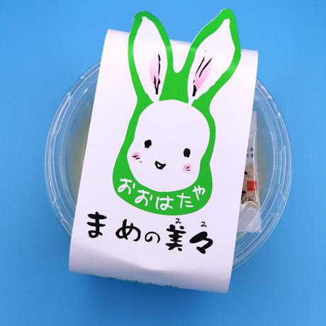 青寄せ豆腐