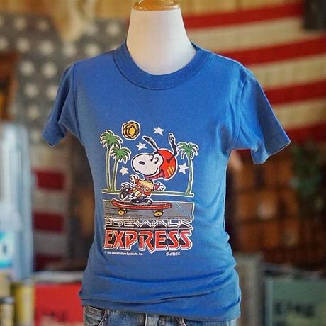 ヴィンテージ スヌーピー キッズ Tシャツ