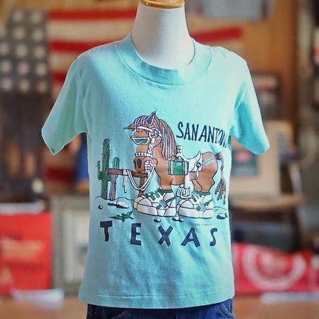 ヴィンテージキッズTシャツ(TEXAS)