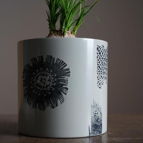 JUN KANEKO 鉢と植物・G