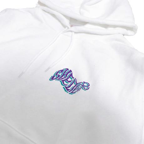 SHELTER  Sleeve Print Hoody