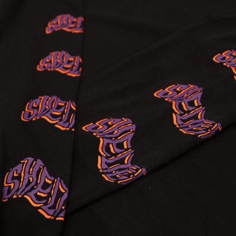 SHELTER Sleeve Print Tee