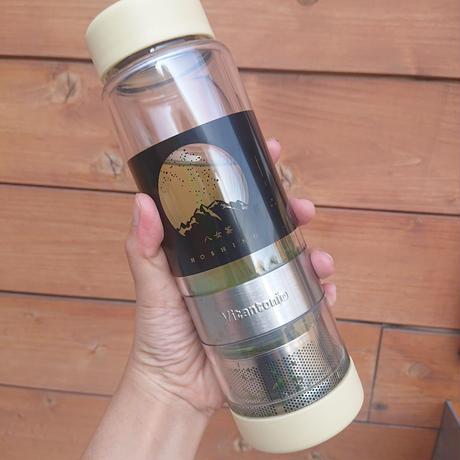 WINDY&RAINY×大島園「本玉露八女茶とツイスティーボトル」