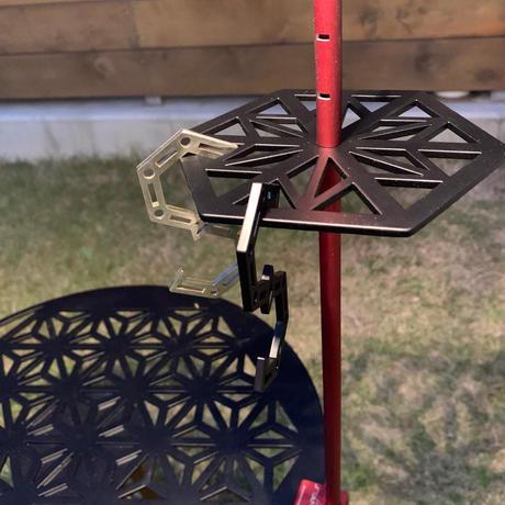 山のU アサノハプチ2 ミニテーブル