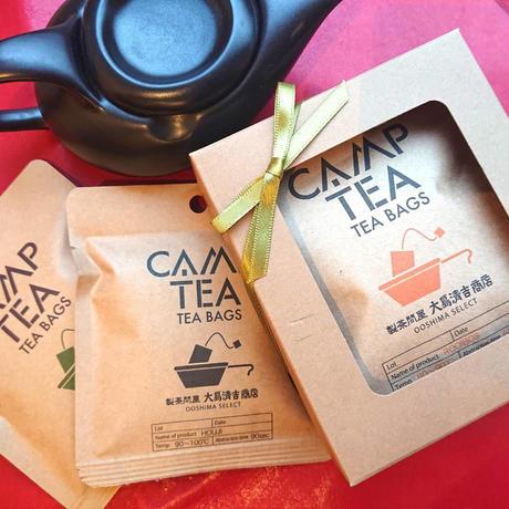 CAMP TEA×3 GIFT BOX