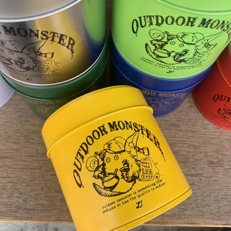 outdoormonster TEA BOY 茶缶 Basic color