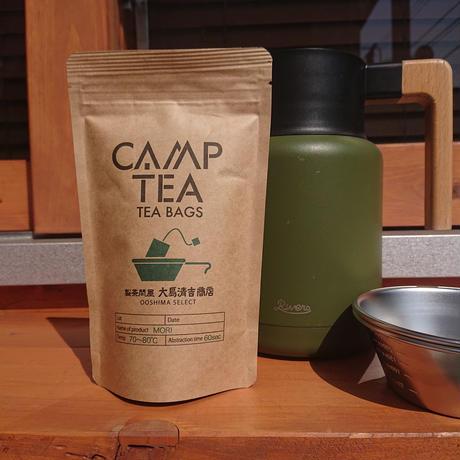 CAMP TEA  MORI & MINT & WA KOUCHA