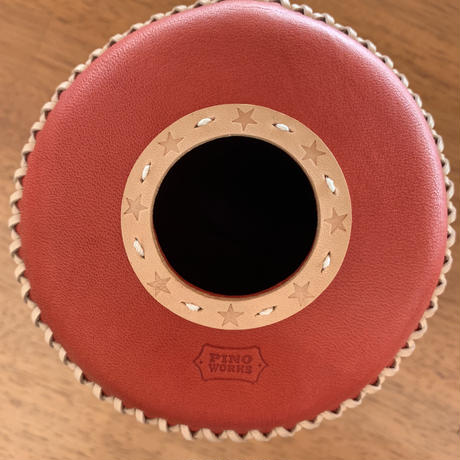 PINOWORKS OD缶レザージャケット500