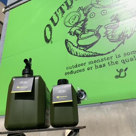 Ridge Monkey Water Carriers ウォータージャグ 10リットル