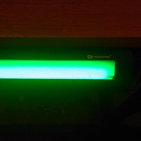 Ridge Monkey LEDランプ Bivy Lite Elite IR マグネット付き