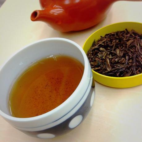 話題のピラジン 二度炒り「焙煎ほうじ茶」