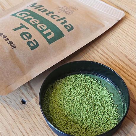 間違いない「抹茶グリーンティー粉末」150g抹茶ミルクのもと